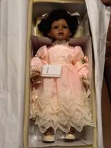 "World Gallery Doll Val Shelton - Whitney - 18"" w/COA #515/2500  - $34.95"