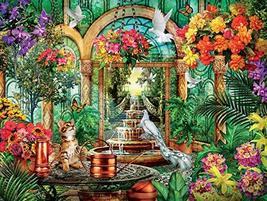 Garden Atrium Jigsaw Puzzle, 1500 Pieces - $34.99