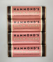 Hammond's Pigs N' Taters Milk Chocolate Bacon Flavored Bits & Potato Chi... - $34.61