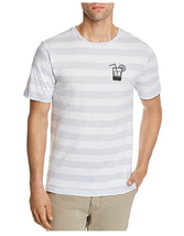Sovereign Code Cove Striped Tee, Size XL, MSRP $39 - $17.81