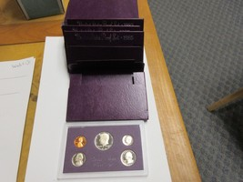 1985 , United States Mint Proof Sets , Lot of 5 Sets - $50.00