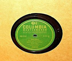 Antique Masterworksof Columbia Records 1949 Southern Pacific AA19-1493 image 4
