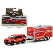 2016 Ford Explorer Official Fire Department NYC (FDNY) and Special Opera... - $21.11