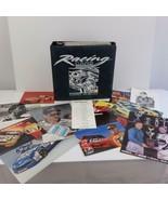 Vintage 1990 1991 NASCAR Collector Cards in Album and Assorted NASCAR Pi... - $302.34