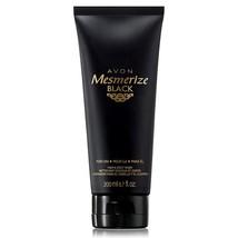 Avon Mesmerize Black Hair & Body Wash - $4.25