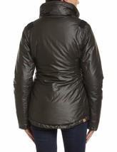 Bench Flapdoodle Black Zip Stow-Away Hood Warm Winter Jacket Coat NWT image 2