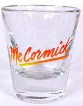 "McCormick 2.25"" Collectible Shot Glass - $8.49"