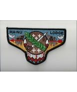 Lodge 133 Ma-Nu S-5 OA flap - $6.32