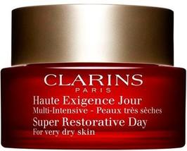 Clarins Haute Exigence Jour Peaux Tres Seches Multi Intensive - $142.00