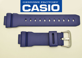Genuine Casio G-Shock Watch Band STRAP  Blue RUBBER  DW-9052 DW-9051 DW9... - $27.95