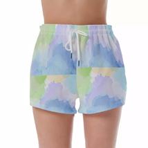 Pastel Printed Women's Shorts Cute Short Pants - $21.50