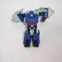"Optimus Prime Transformer 8"" Action Figure Lights Sound Talks  - $19.75"
