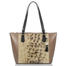 NEW! BRAHMIN Medium Asher Summer Tortoise Ventana Tote Bag - $225.61