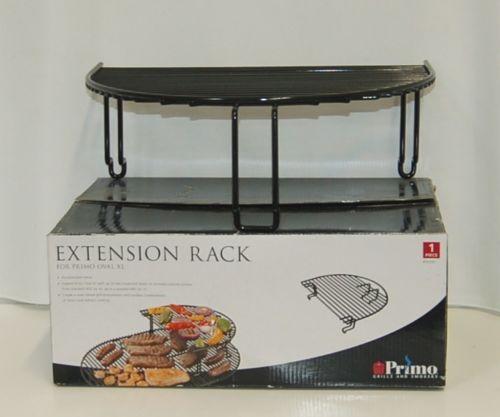 Primo 332 Extension Rack Porcelainized Metal Fits Oval XL