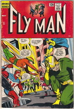 Adventures of The Fly Comic Book #31 (Fly Man), Archie 1965 FINE- - $26.98