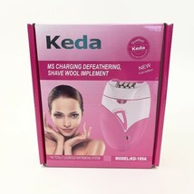 USED Cordless Epilator Hair Removal Rechargeable Tweezer KD-189A USED - $16.10