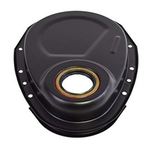 A-Team Performance Timing Cover Kit Compatible With V8 Small Block SBC Chevy267 image 2