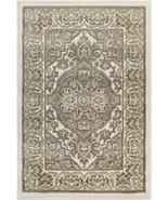 Superior Glendale Collection  Green Oriental Design 2' x 3' Area Rug  - $29.95
