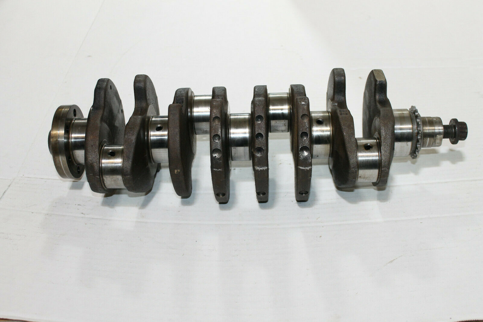 99-04 MK4 Volkswagen VW TDI ALH 1.9L Engine Crankshaft Jetta Golf image 2