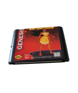 sega game cartridge with pocahontas game for sega game console - $25.90