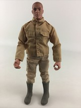 "Hasbro GI Joe Vintage 1996 Action Figure 12"" Military Combat Adventure T... - $22.23"