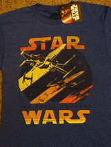 Star Wars The Force Awakens Movie X-Wing T-Shirt - $11.95+