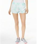 Jessica Simpson TheWarmUp Juniors' Tie-Dye Drawstring Shorts, Size XL, M... - $14.84