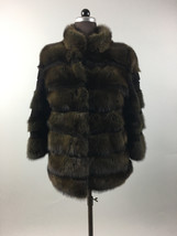 On christmas sale/Luxury gift/ Sable fur coat/ Fur jacket / Wedding,or a... - $999.00
