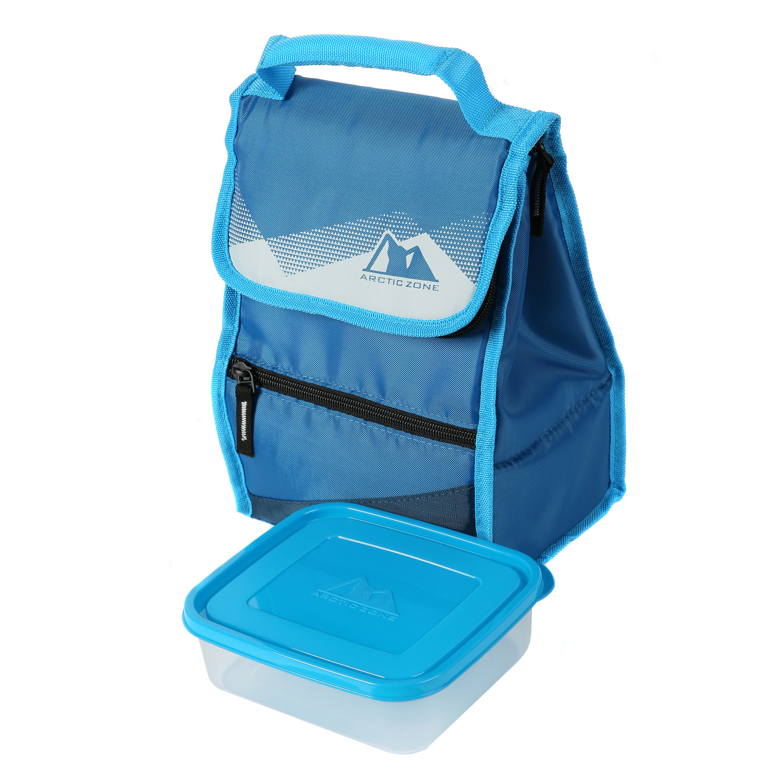 Insulated Lunch Bag Food Storage Container Thermal Box