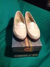 Sas Wink New Bone 5M Women's Leather Tripad Comfort Loafer Shoes New Mrsp $169 - $99.00