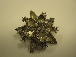 EISENBERG MARKED E STAR SHAPED PIN - $34.65