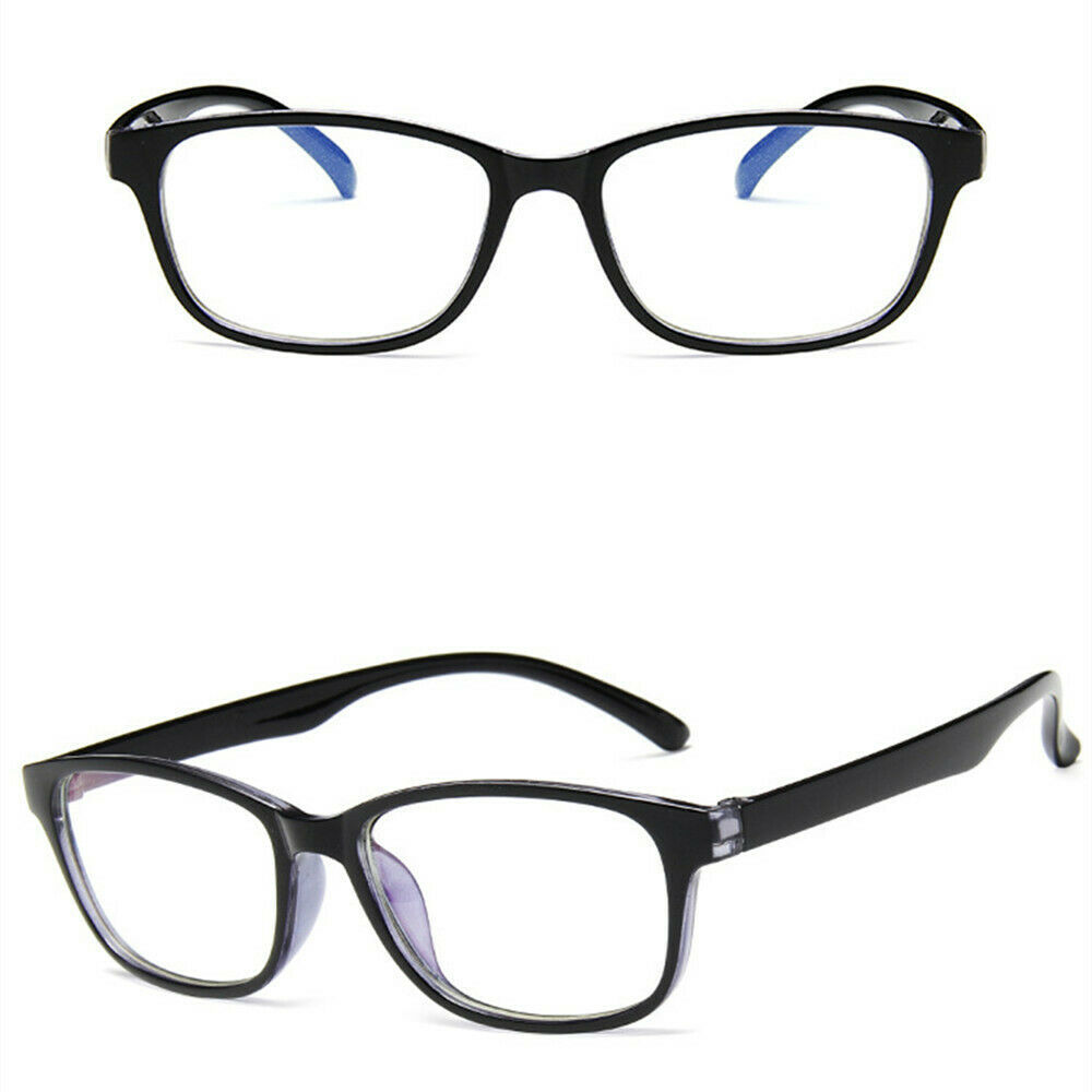 New Fashion Nerd Style Clear Lens Glasses Frame Retro Casual Daily Eyewear image 7