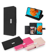 For Samsung Galaxy A11 Cards Holder Leather Wallet Flip Phone Case Cover... - $9.06+
