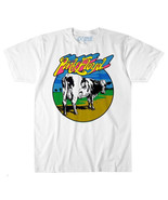 Pink Floyd-Distant Bells-Large White Lightweight T-shirt - $20.31