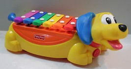 Fisher Price Dog Xylophone Missing Pull Bone - $3.99