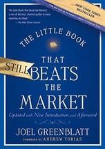 The Little Book That Still Beats the Market Hardcover by Joel Greenblatt - $13.61