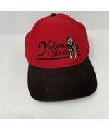 Vintage Yukon Quest Alaska SnapBack Hat  - $12.86