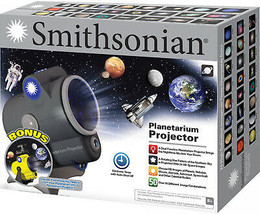 Smithsonian Planetarium Projector With Bonus Sea Pack - $75.95