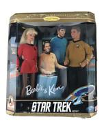 Barbie & Ken Star Trek 30 Years Gift Set Doll Collector 15006 - $22.98