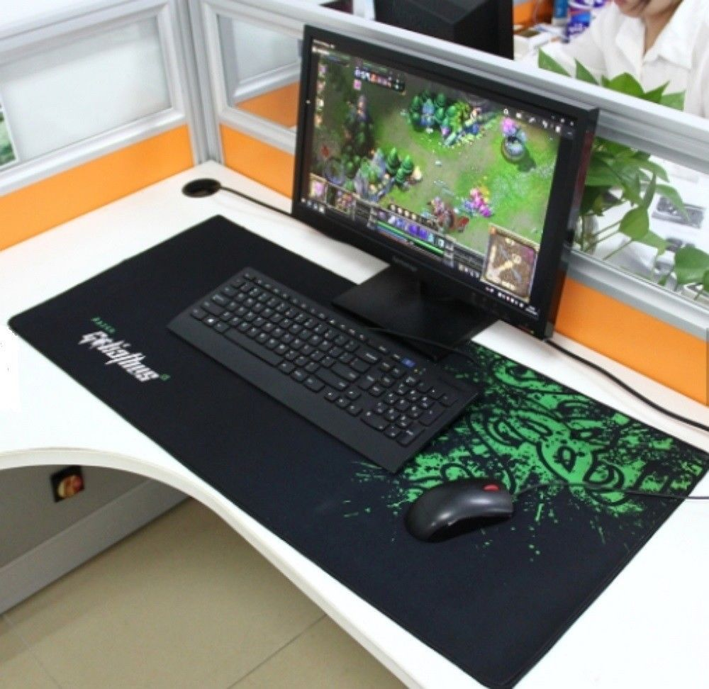 Large Razer Goliathus Gaming Mouse Pad And 24 Similar Items S L1600