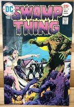 SWAMP THING #16 (1975) DC Comics VG+/FINE- - $9.89