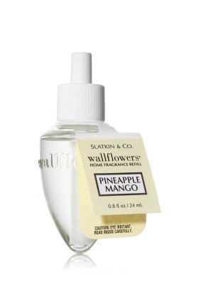 Bath and Body Works Slatkin & Co. Single Wallflowers Refill Vanilla Coconut