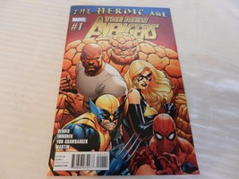 The Heroic Age The New Avengers Marvel Comics #1 August 2010 - $7.42