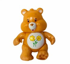 Care Bears 1984 toy action figure AGC vtg doll collectible friend sunflower gold - $19.25