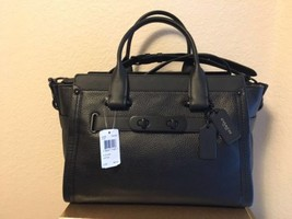 Coach Swagger Carryall In Pebble Leather 34408 $550 - $379.00