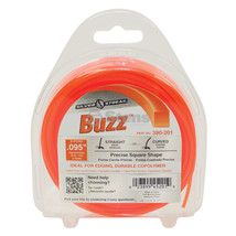 Buzz Trimmer Line .095 40' Clam Shell 380-201 - $6.20