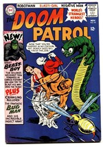 Doom Patrol #99 FN/VF comic book 1965 DC First Beast Boy- Suicide Squad - $494.70