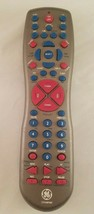 GE Universal TV/VCR/DVD 4 Device Remote Control #RC94927-A - $9.74