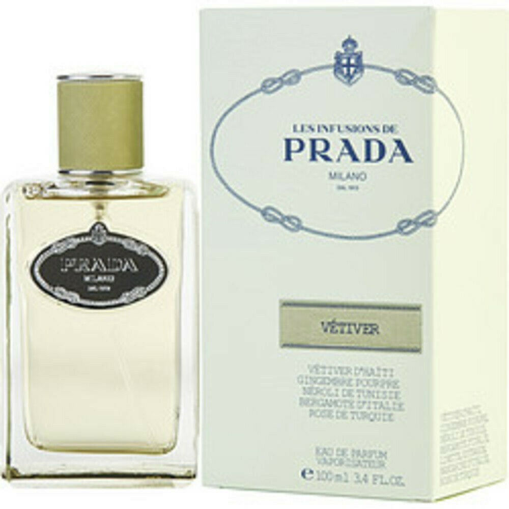 Primary image for New PRADA INFUSION VETIVER by Prada #292619 - Type: Fragrances for WOMEN