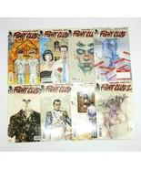 Fight Club 2 1-7 & Free Comic Book Day First Print Dark Horse Comic Book Lot - $41.47
